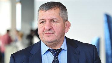 Абдулманап Нурмагомедов прокомментировал ситуацию сбоем Хабиб— Фергюсон