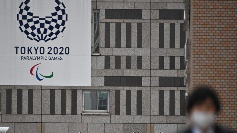Паралимпийские игры в Токио. Фото AFP