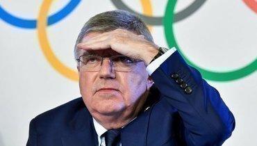 «Они сделали грязную работу». Зеппельт травит президента МОК после переноса Олимпиады