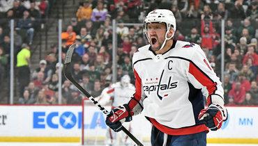 Американский портал включил Овечкина иеще 9 россиян всписок лучших хоккеистов вистории НХЛ покаждому номеру