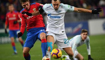 ЦСКА и «Зенит» должны были сыграть в23-м туре РПЛ ввоскресенье, 22марта. Игровой уик-энд был отложен вместе совсем чемпионатом.