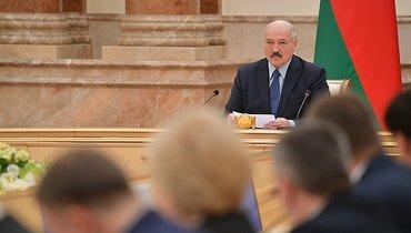 Лукашенко прокомментировал закрытие границы сРоссией