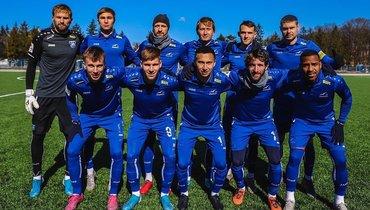 Футболисты «Балтики» согласились напонижении зарплаты на20 процентов