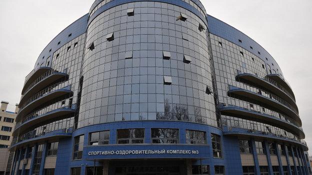 База вНовогорске. Фото Федор Успенский, «СЭ»