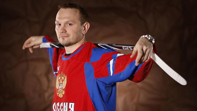 2010 год. Сергей Гончар. Фото AFP
