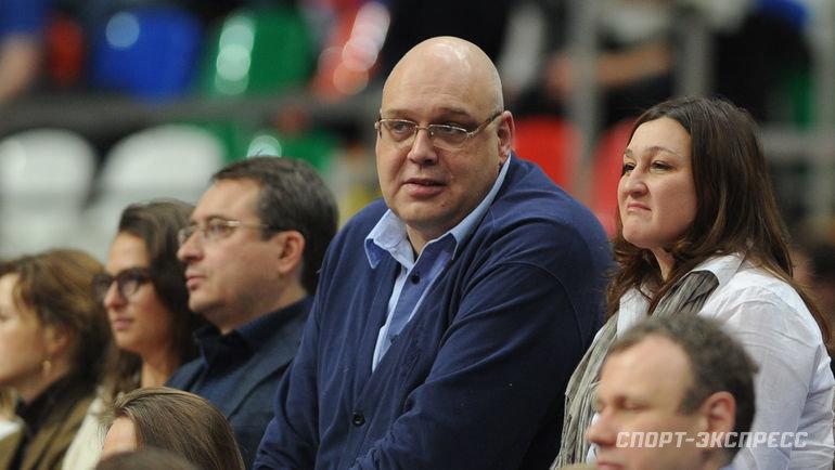 Виталий Носов. Фото Александр Федоров, «СЭ»