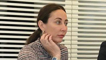 Маргарита Пахноцкая. Фото Instagram