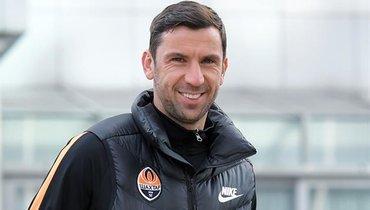 Дарио Срна: «Хочу последнюю игру провести на «Донбасс Арене»