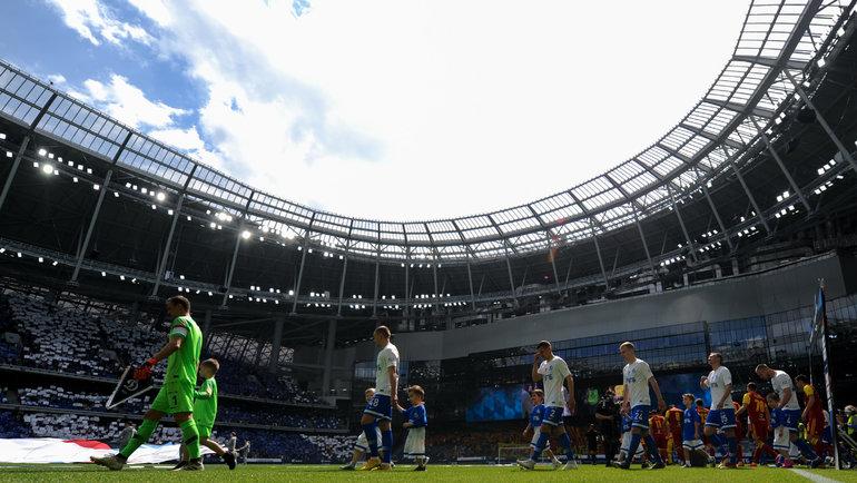 В «Динамо» обсуждают нюансы снижения зарплат на40 процентов. Фото Дарья Исаева. «СЭ».