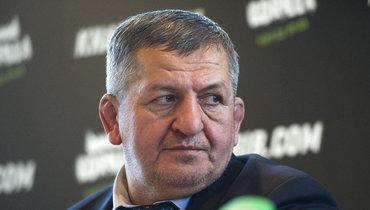 Отец Хабиба назвал трех лучших российских бойцов всех времен