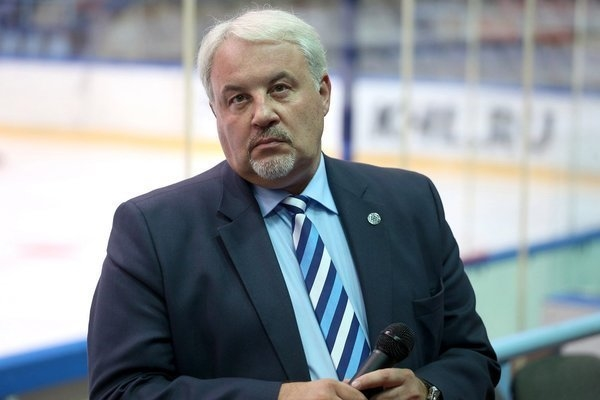 Кирилл Фастовский. Фото ХК «Сибирь».