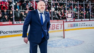 Генеральный директор «Сибири» назвал три главных преимущества главного тренера команды Заварухина