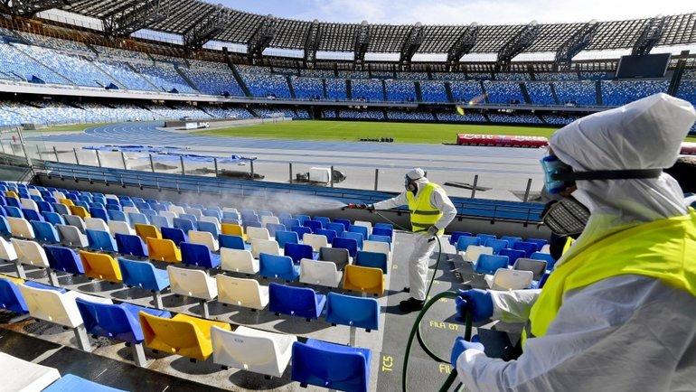 Клубы АПЛ могут потерять порядка 1,3 миллиарда евро из-за коронавируса