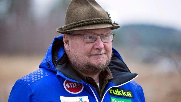 Экс-врач сборной Финляндии попрыжкам налыжах страмплина умер из-за коронавируса