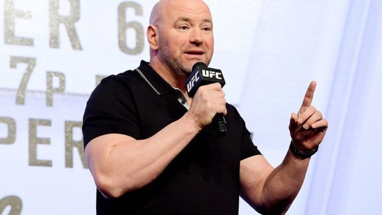 Президент UFC прокомментировал информацию отом, что нанего подали всуд завымогательство