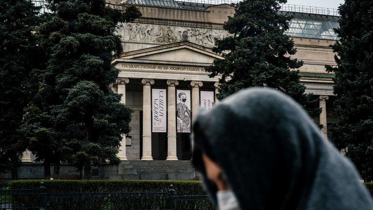 Оперштаб Москвы поборьбе скоронавирусом опроверг информацию озараженных вмэрии столицы. Фото AFP