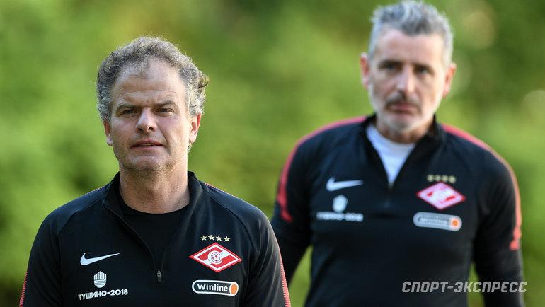 Бывший помощник Массимо Карреры подаст всуд на «Жилину» из-за увольнения всвязи срасформированием клуба
