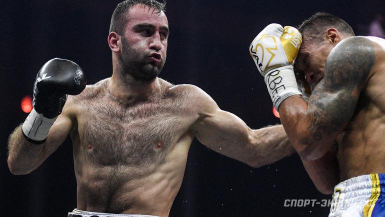 Гассиев надеется выйти натитульный бой через 4-5 поединков
