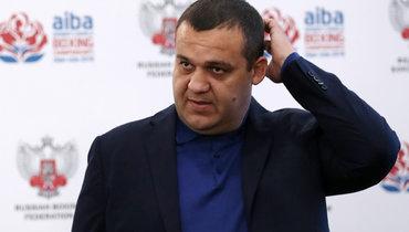 Умар Кремлев: «Продлим карантин для боксеров, вернувшихся изЛондона»