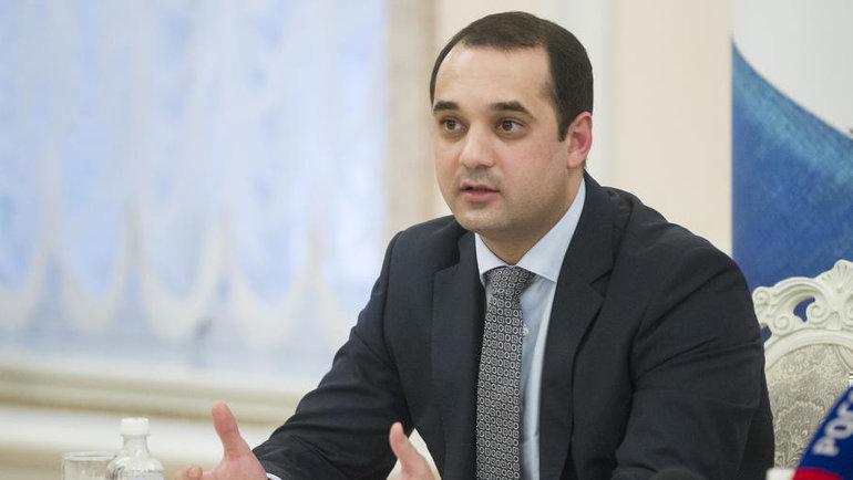 Эмиль Алиев. Фото АМФР.