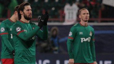 Источник: Кикнадзе несмог уговорить игроков «Локомотива» напонижение зарплаты
