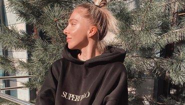 Российская скелетонистка Никитина выложила необычное фото. Самоирония навысоте