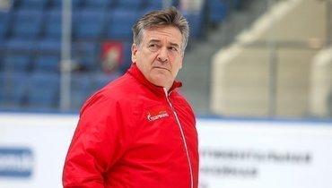 Тренер «Локомотив» Пелино, заразившийся коронавирусом, чувствует себя стабильно