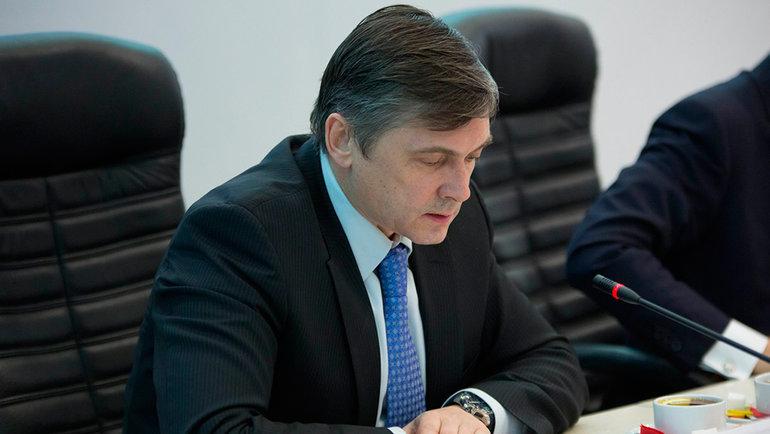 Анатолий Мещеряков. Фото ФК «Локомотив».