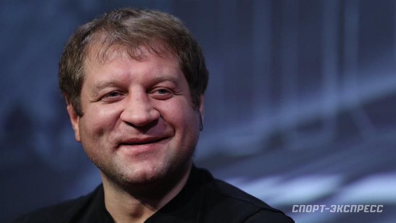 """Александр Емельяненко. Фото """"СЭ"""""""