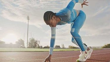 Легкоатлетка Семеня побила рекорд Роналду вегоже челлендже