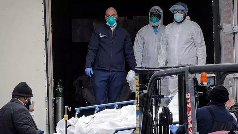 Коронавирус вмире: главное наутро 7апреля 2020. Фото Reuters