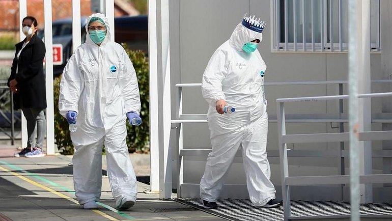 В России зафиксировано 1154 новых случая коронавируса