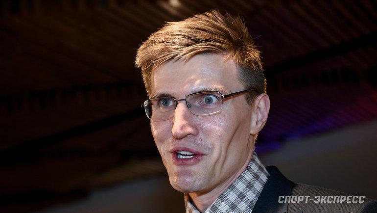 """Андрей Кириленко. Фото """"СЭ"""""""