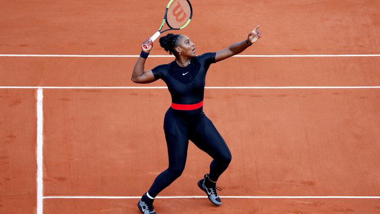 Серена Уильямс. Фото Reuters