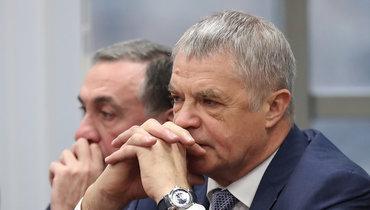 Александр Медведев допускает завершение сезона РПЛ матчами без зрителей