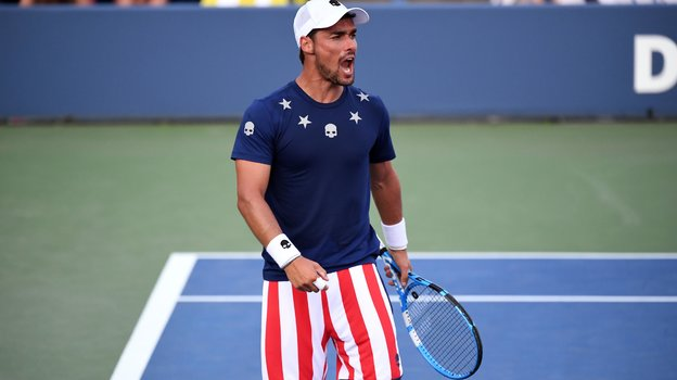 Фабио Фоньини. Фото USA Today Sports