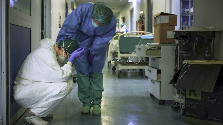 ВРоссии засутки— 1 175 заболевших коронавирусом. Фото AFP