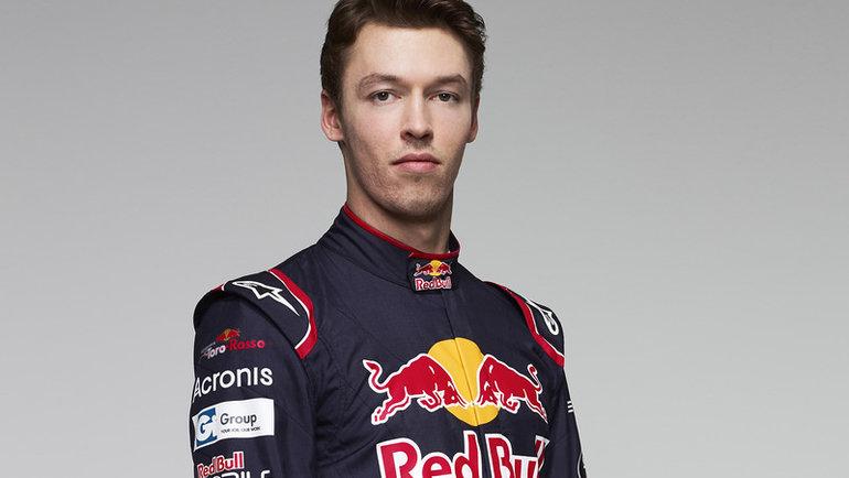 Даниил Квят. Фото Motorsport