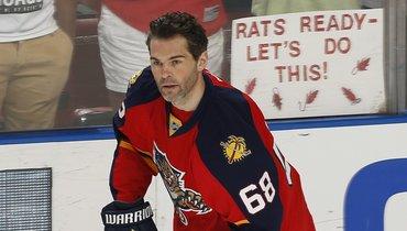 1800 очков! 5 лет назад Ягр вошел вчисло величайших игроков НХЛ