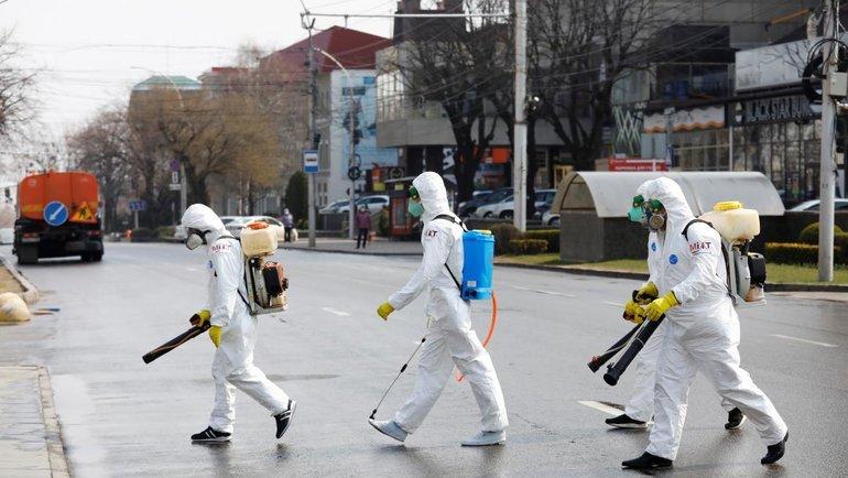 Коронавирус вмире: главное наутро 9апреля. Фото Reuters