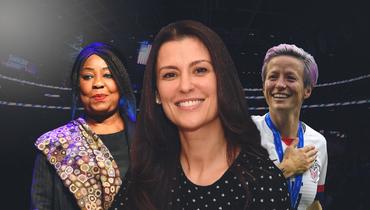 7 самых влиятельных женщин вфутболе