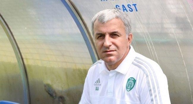 Ахмед Айдамиров. Фото futbik.com.