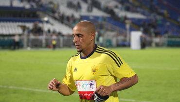 Знаковый игрок для сборной Бразилии, «Реала» и «Анжи». Роберто Карлосу— 47