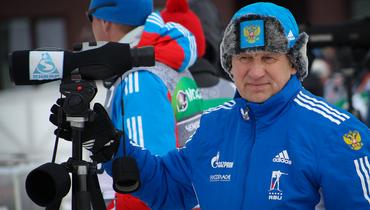 Польховский рекомендован напост главного тренера сборной России