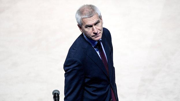 Олег Матыцин. Фото AFP