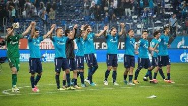 «Зенит» представил символическую сборную клуба среди капитанов