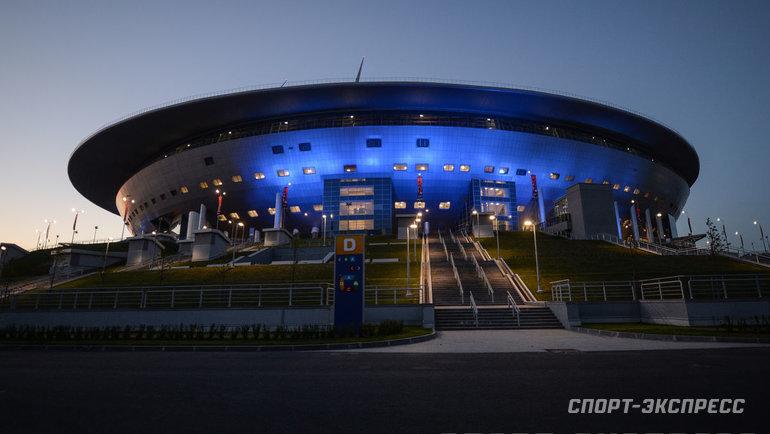 "Стадион «Санкт-Петербург». Фото Дарья Исаева, ""СЭ"""