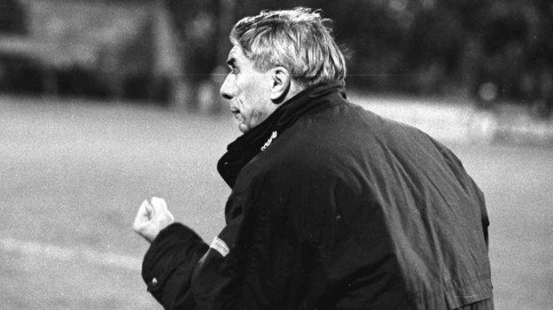 1996 год. Георгий Ярцев. Фото Александр Федоров, «СЭ»