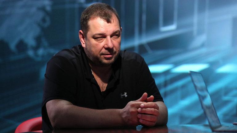 "Сергей Голубович. Фото Федор Успенский, ""СЭ"""