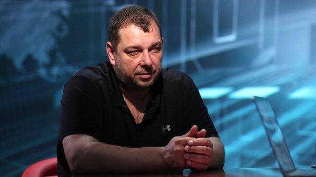 Сергей Голубович. Фото Федор Успенский, «СЭ»